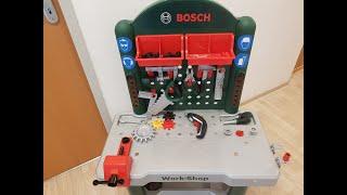Hör mal wer da hämmert, Bosch Werkzeugbank,