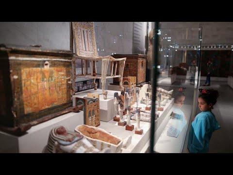 Μουσείο Αιγυπτιακού Πολιτισμού: Το νέο σπίτι των Φαραώ
