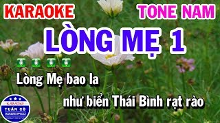 karaoke-long-me-1-nhac-song-tone-nam-fm-karaoke-tuan-co