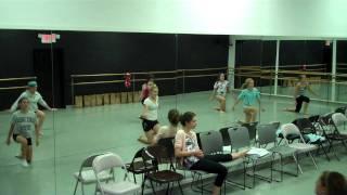 """jazz dance rehearsal to """"Mama Knows Best"""" by Jessie J"""