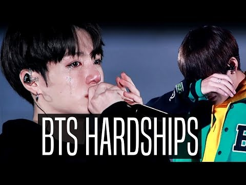 BTS HARDSHIPS | Antis, plagiarism, sajaegi, petitions | Struggles throughout the years