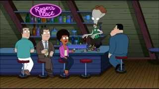 American Dad - Stan and Rodger Get High