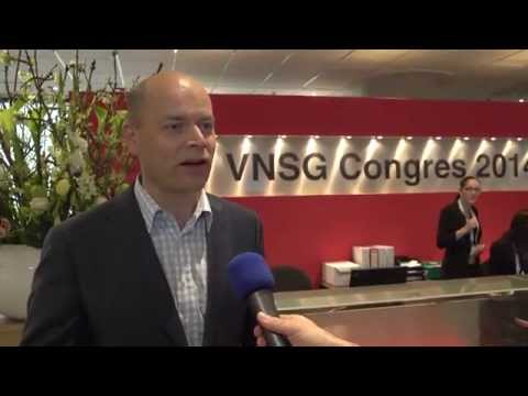 Interview Mathijs Bouman - Keynote spreker @ VNSG Congres 2014