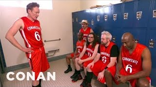 Presenting The Conan State University Dream Team - CONAN on TBS - Video Youtube