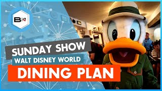 The 2020 Disney Dining Plan Explained