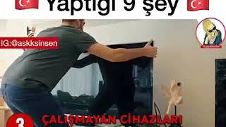 Sadece Türk'lerin Yaptığı 9 Şey !!!