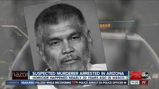 Murder suspect wanted by KCSO for 30 years captured in Phoenix, Ariz.