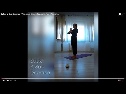 Olisticmap - Saluto al Sole dinamico Tradizione Himalayana Raja Yoga