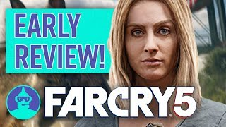 Far Cry 5 Hands-On Gameplay, Early Review & Highlights   The Leaderboard