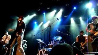 Young Guns live in Zurich 14.05.2012 - Dearly Departed