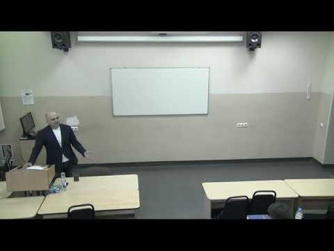 Стандарты доказывания в судебной практике. Лекция А.Г. Карапетова.