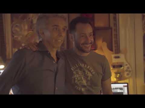 Jairo junto a Luciano Pereyra - Caballo Loco