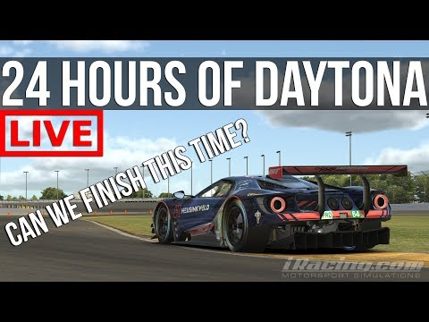 IRacing - 24 Hours Of Daytona | PART 2 Mp3