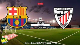 Athletic Bilbao vs Barcelona - Copa do Rei da Espanha