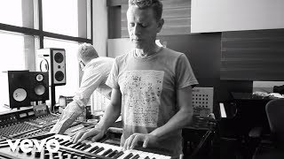 Depeche Mode - In-Studio Collage 2012 (Video)