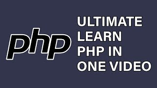 PHP Tutorial 2020