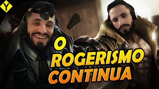 O ROGERISMO PREVALECE | Mobile Legends