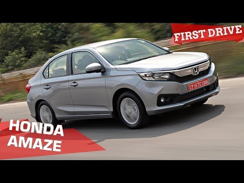 2018 Honda Amaze Review | Finally Dzirable? | ZigWheels.com