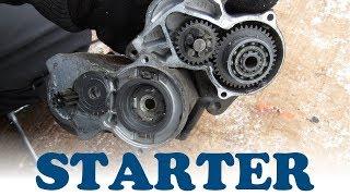 How A Car Starter Works