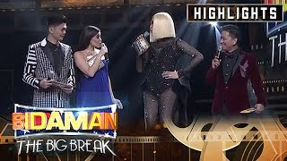Vice Ganda and Anne Curtis joke about each other's outfits | It's Showtime BidaMan