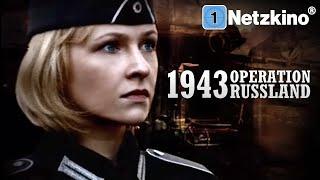 1943 – Operation Russland (KRIEGSDRAMA ganzer Film Deutsch, Kriegsfilme in voller Länge anschauen)