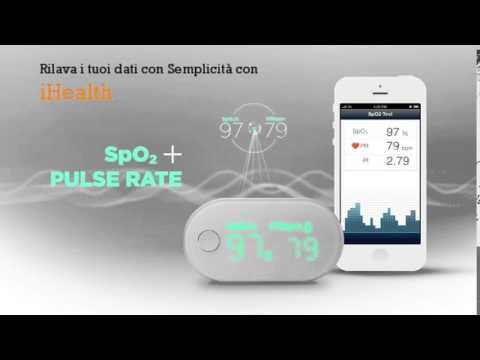 IHEALTHPO3 AIR - Pulsoximetro da  Dito