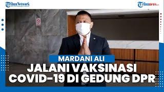 Jalani Vaksinasi Covid-19, Mardani Ali Sera : Semoga Rakyat Indonesia Segera Dapat Vaksinasi