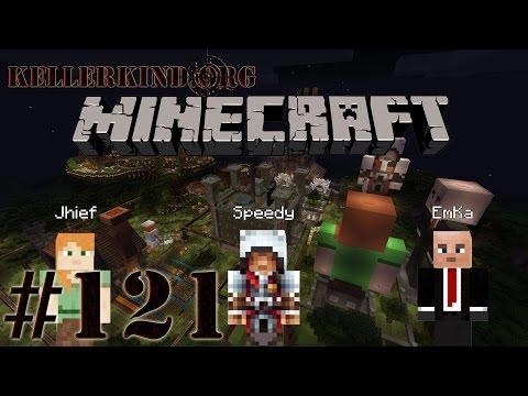 Kellerkind Minecraft SMP #121 – Ein Luftschiff und Flugstunden ★ Let's Play Minecraft [HD|60FPS]