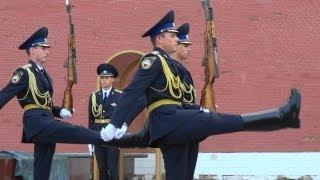クレムリン 衛兵交代 Кремль Kremlin Changing the Guard ceremony