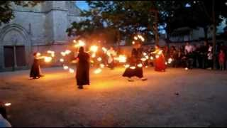 preview picture of video 'PROVINS,les lueurs du temps 7 juillet 2012'