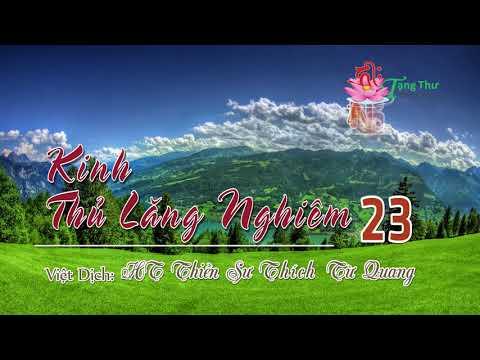 Kinh Thủ Lăng Nghiêm -23