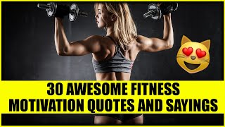 30 Incredible Inspirational Gym Quotes For Women