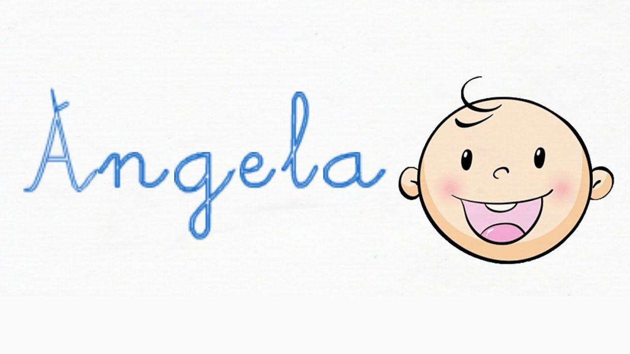 Significado de Ángela - Nombres de niña