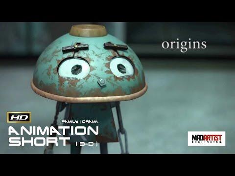 "CGI 3D Animated Short Film ""ORIGINS"" Emotional Animation by Ringling"