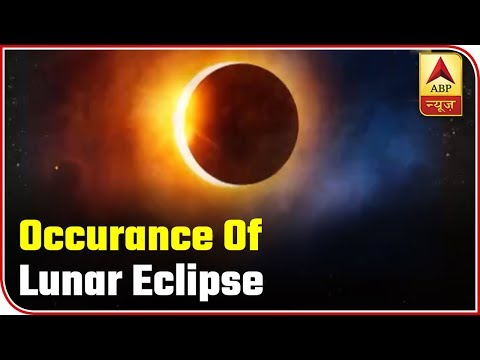 Watch graphically occurance of Lunar eclipse