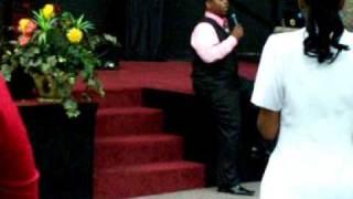 Pastor Carter @ House of Worship