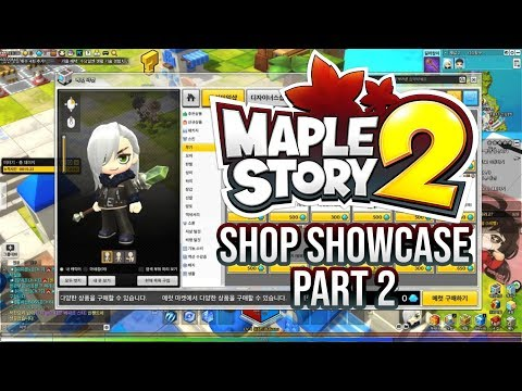 Become The Next Kanye West! : Maplestory 2 (Creating Custom