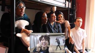 BTS - WAR OF HORMONE [Dance Practice: Real War Ver.] (REACTION)