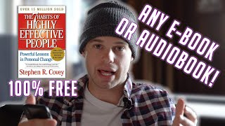 Easy Hack To Get Free EBooks and Audiobooks!  [Upgrade Your Knowledge]