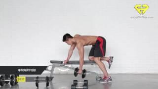 FitTime哑铃增肌系列二:背部训练 by MikeLingFitness