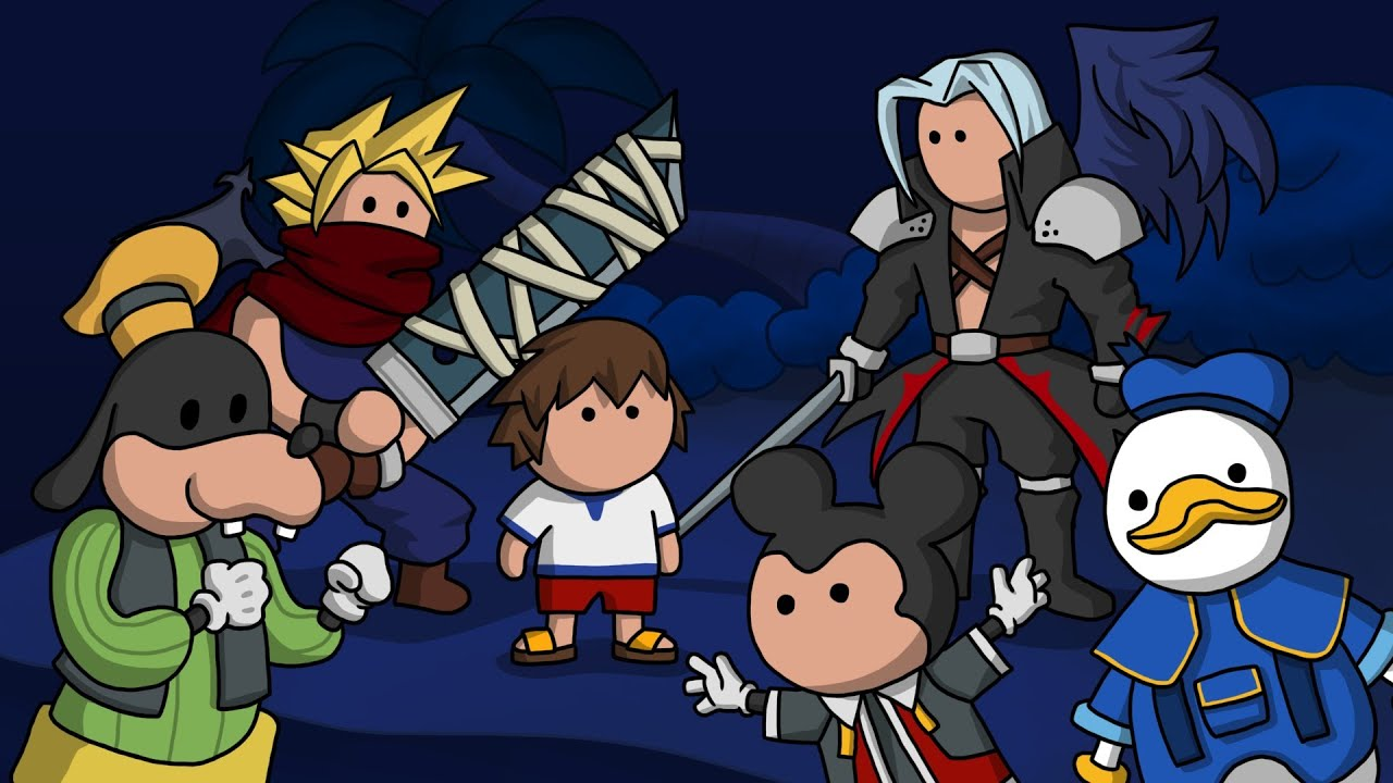 I Watched This Kingdom Hearts Primer And I Still Have No Idea What's Going On