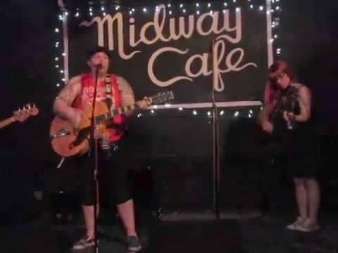 Live Nude Girls - Orange Line @ Midway Cafe in Boston, MA (9/19/15)
