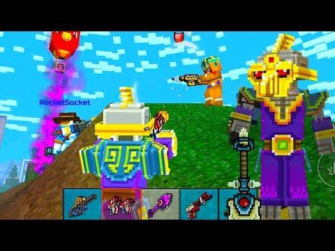 Pixel Gun 3D - Good Battle Royale Gameplay