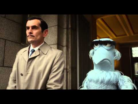 Muppets Most Wanted Clip 'Interpol Headquarters'