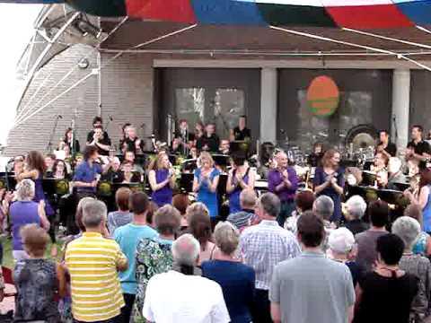 VDO Try-out concert Boxmeer 10 juli 2011: Iedereen is van de wereld (met aftiteling)