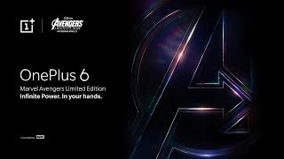 UnBoxing |OnePlus 6 Avengers Infinity War Edition