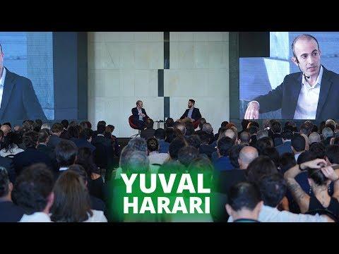 """Palestra com Yuval Harari, autor de """"Sapiens"""" e """"Homo Deus"""" [áudio em inglês]"""