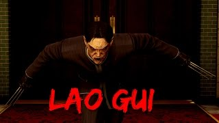 Yakuza 0 - Boss Battles: 16 - Lao Gui (LEGEND)