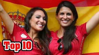 Top 10 AMAZING Facts About SPAIN