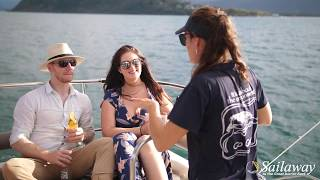 Sailaway Tours Port Douglas